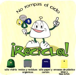 hacer para reciclar pilas